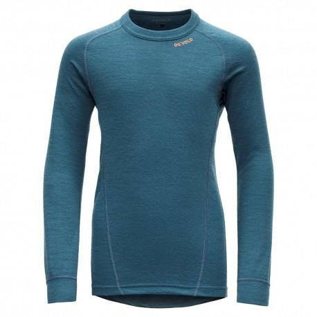 Devold - DUO ACTIVE Jr Shirt